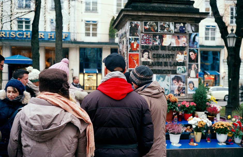 Michael Jackson Denkmal