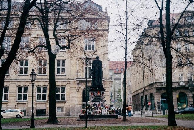Michael Jackson Denkmal München
