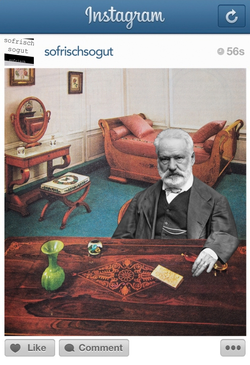 Victor Hugo on Instagram