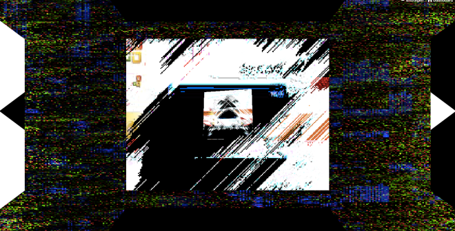 """Adam Verriss ist Internetkünstler und benutzt für seinen Tumblr """"Record Ruins"""" Screenshots von dem Online-Archiv """"Internet Archive"""". Dort wurden mehr als 400 Billionen Websites archiviert, aber auch bewegte Bilder, E-Books und Videospiele. Mit eigens definierten Algorithmen verzerrt Ferriss das Archivmaterial in abstrakte Desktop-Bewegungen. Hier geht es zu seiner Homepage: http://adamferriss.com"""