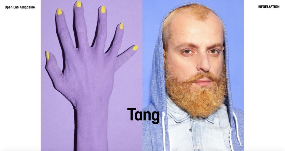 Nicolas Haeni arbeitet zusammen mit Thomas Rousset: moos-tang.com