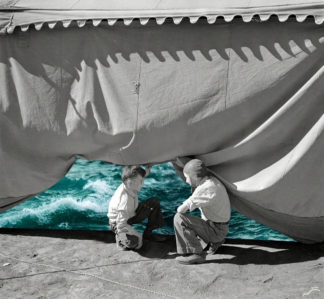 Fotografie und Realität: Merve Özalan