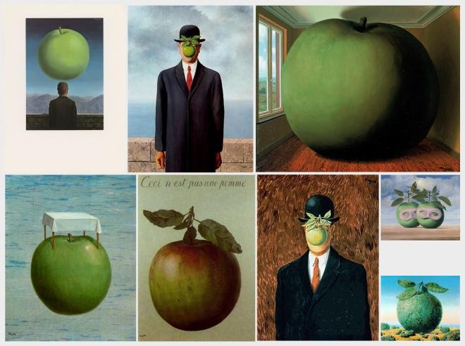 Magritte_Tableau_ApfelnurvonM