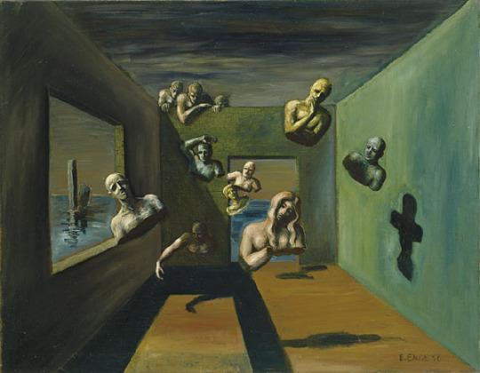 Edgar Ende, Fragmente, 1936