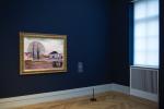 Edvard Munch: Kiosterugarden in Asgardsrand, 1905