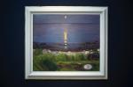 Edvard Munch: Sommernacht am Strand, 1902