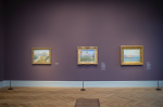 Palmen in Monet-Arbeiten
