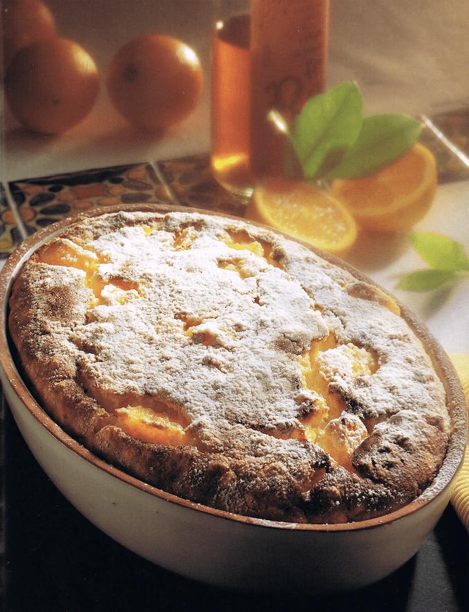 """Noch immer ein beliebtes Stilmittel der Food-Fotografie: Unschärfe. Fotografie aus: """"Les Soufflés, les Gratins"""" von 1996."""